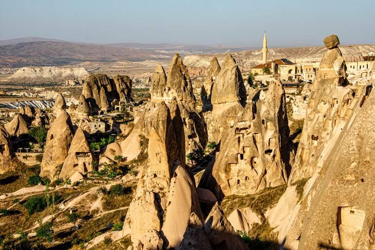 Que hacer en Capadocia - Pigeon Valley
