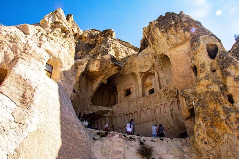Que hacer en Capadocia - visita el museo al aire libre