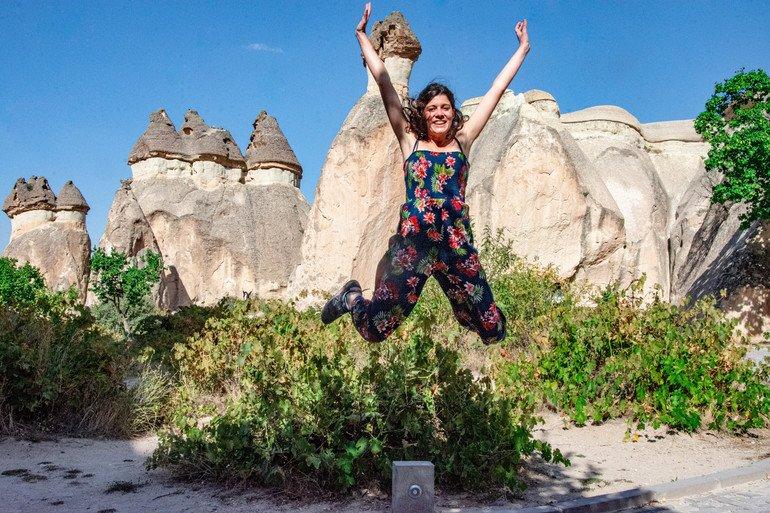 Que hacer en Capadocia - Monks Valley