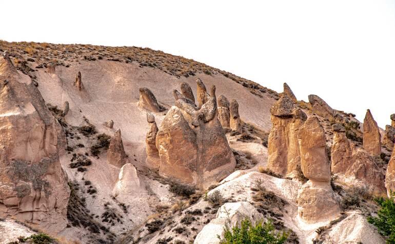 Tour rojo por Capadocia