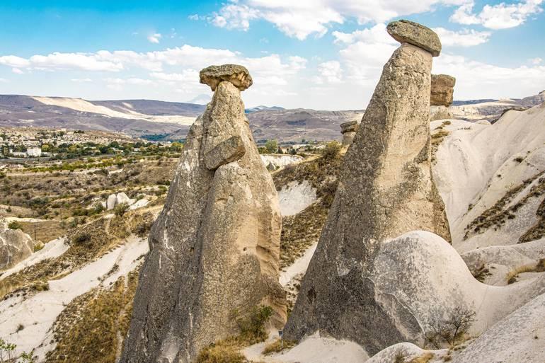 Que hacer en Capadocia - Three Beauties