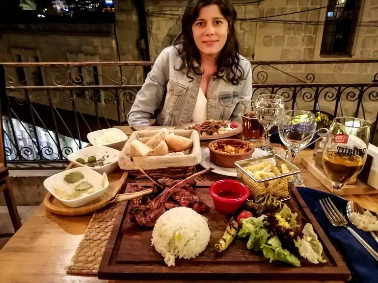 Que hacer en Göreme - probar la cocina turca