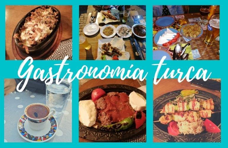 Que comer en Turquía - Viajar a Turquía por libre
