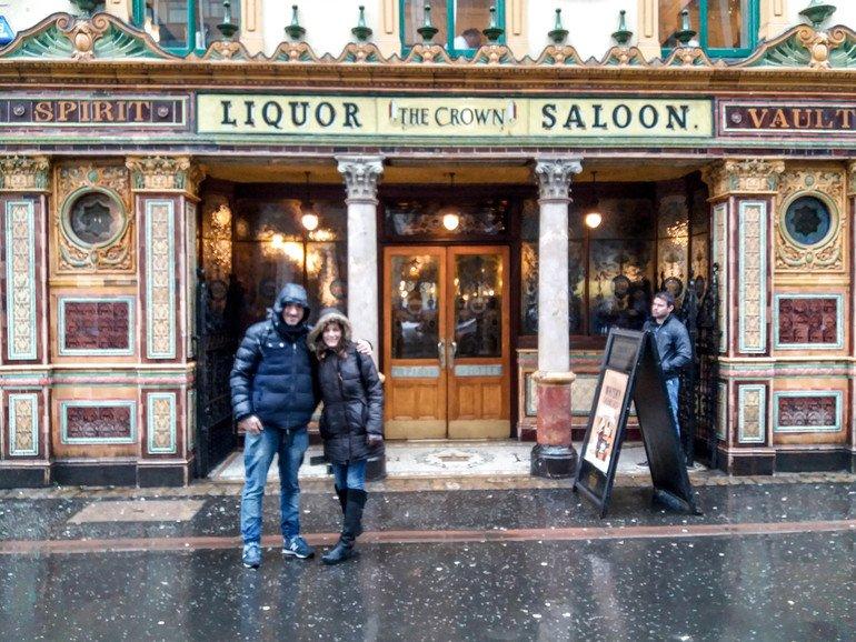 Los mejores pubs de Belfast