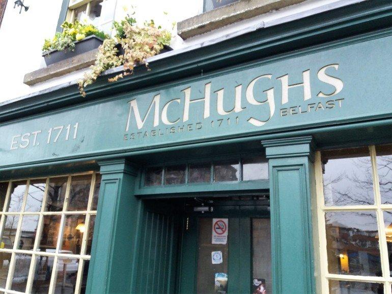 Mejores pubs de Belfast