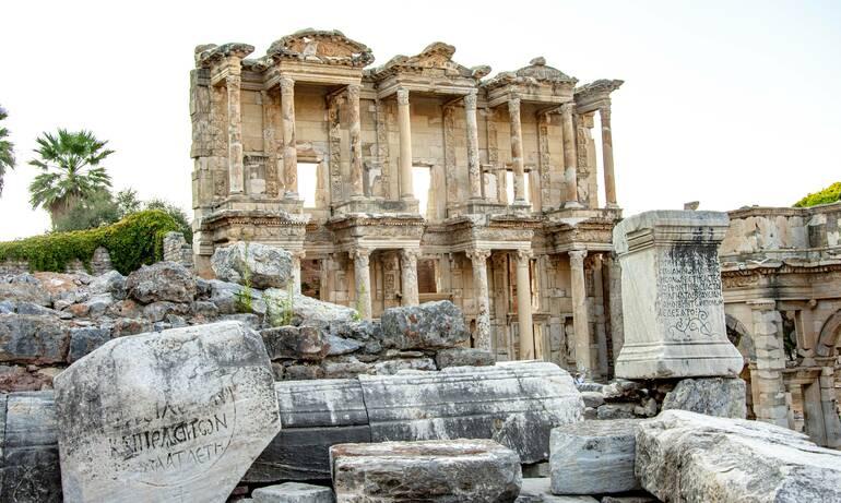 Que ver en Éfeso - Viajar a Turquía por libre