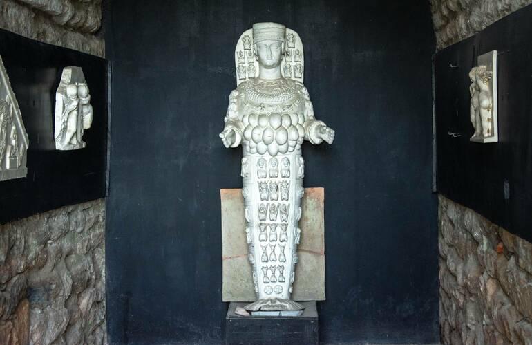 Que ver en Éfeso - Diosa Artemisa