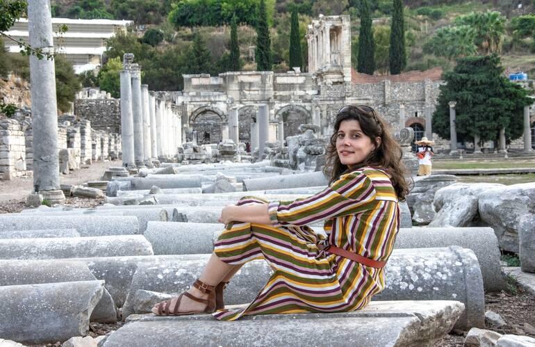 Que ver en Éfeso - Camino Sagrado