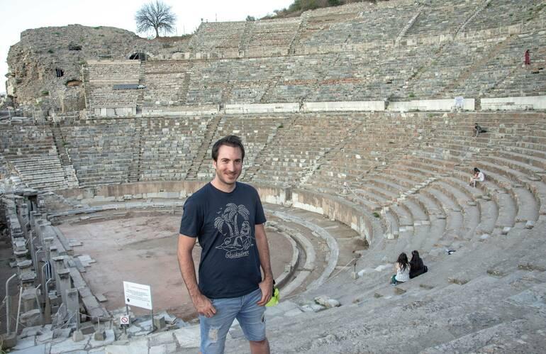 Que ver en Éfeso - El Gran Teatro