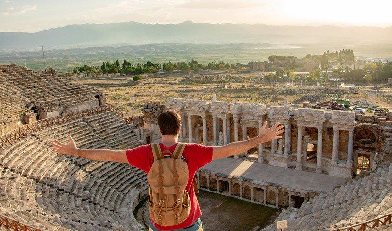 Hierápolis - Que ver en Pamukkale