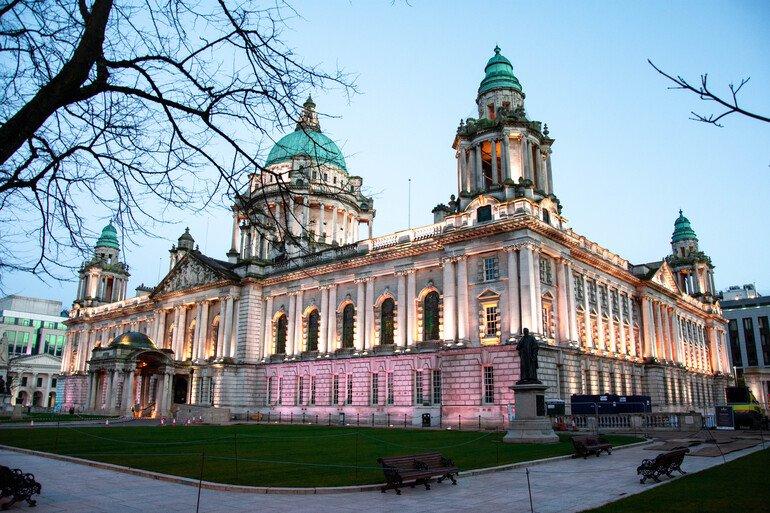 Ayuntamiento - Que ver en Belfast