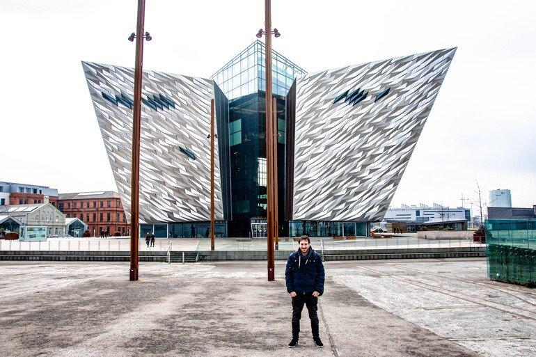 Titanic Belfast - Que ver en Belfast