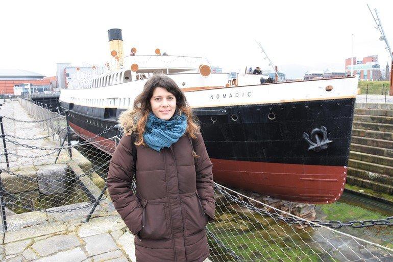 SS Nomandi - Que ver en Belfast