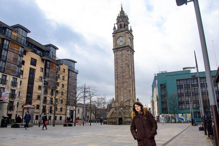 Torre del reloj - Que ver en Belfast