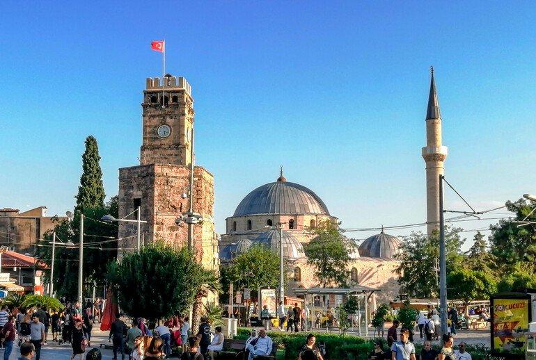 Torre del Reloj - Que ver en Antalya