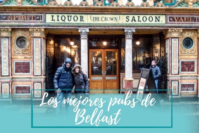 Los mejores pubs de Belfast - Pasaporte a la tierra