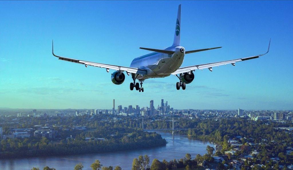 Restricción avión