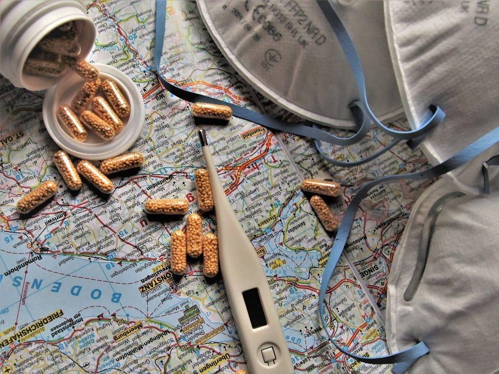 Medicamentos - Que llevar de acampada