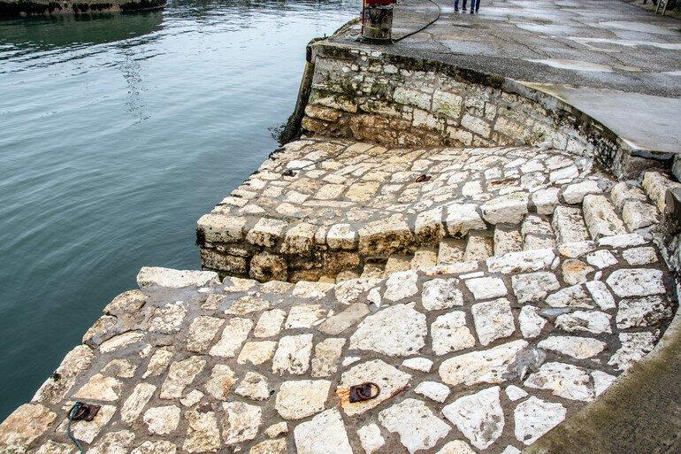 Puerto Carnlough - La Calzada del Gigante Irlanda del Norte