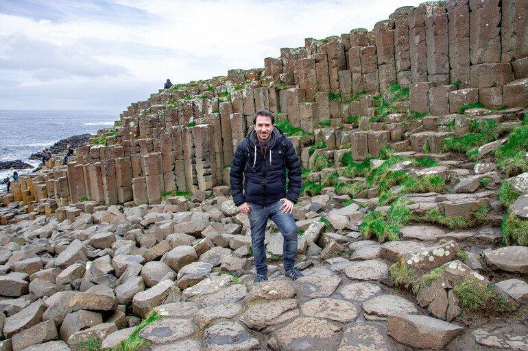 La Calzada del Gigante Irlanda del Norte