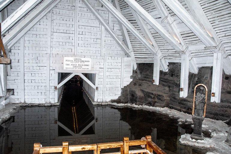 Cámara Weimar - Minas de sal de Wieliczka