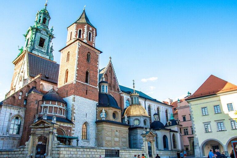Castillo de Wawel - Que ver en Cracovia en dos días