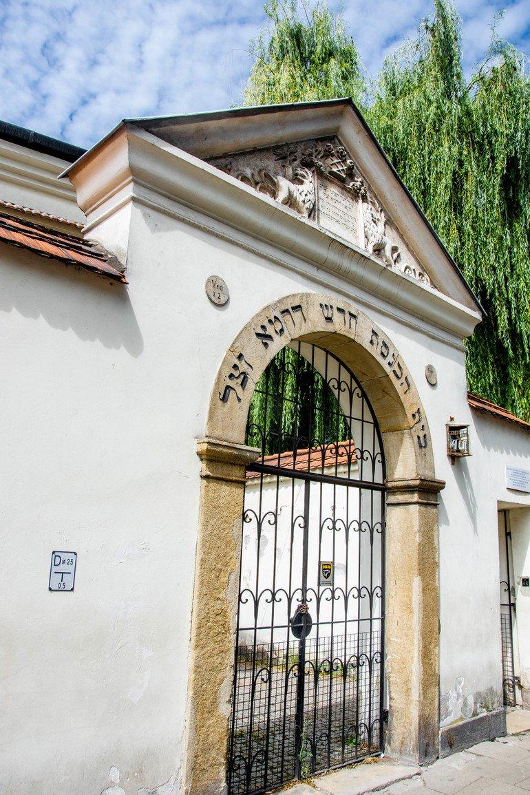 Sinagoga Remuh- El barrio judío de Cracovia
