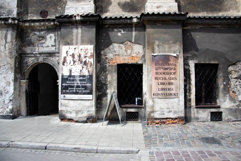 Sinagoga Alta - El barrio judío de Cracovia