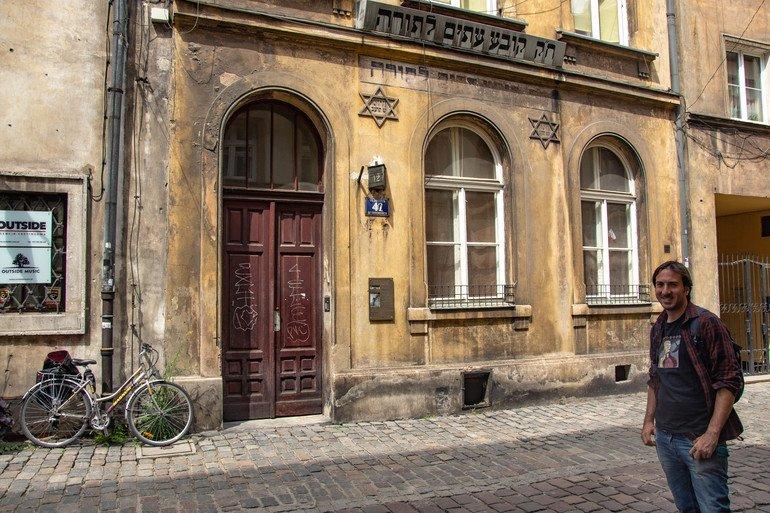 barrio Kazimierz - El barrio judío de Cracovia