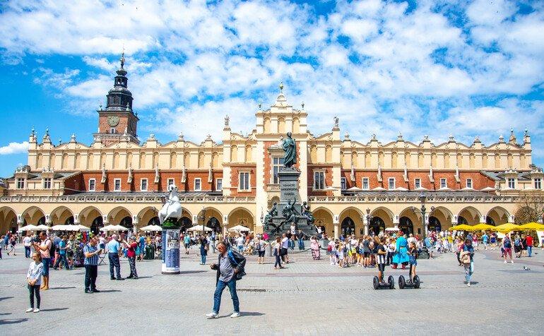 Stare Miasto - Que ver en Cracovia en dos días