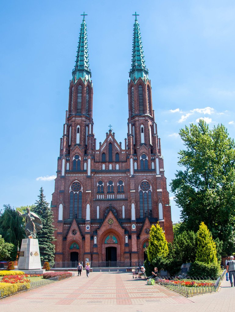 Barrio Praga - Que visitar en Varsovia