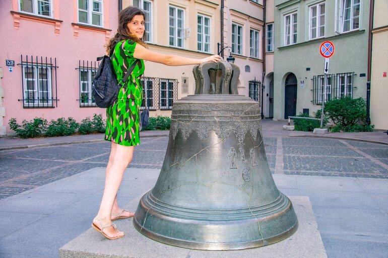 PlazaKanonia - Que ver en Varsovia