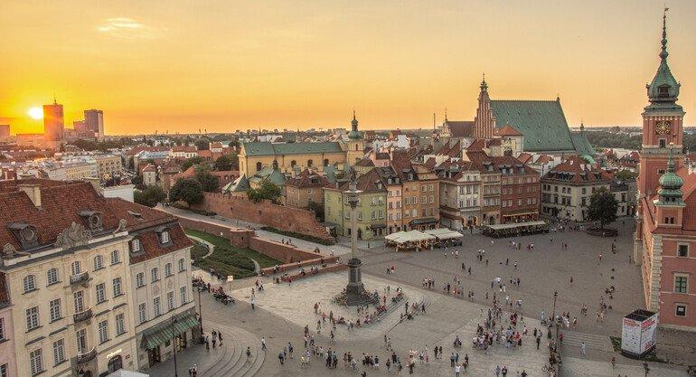 Torre Widokowy - Que ver en Varsovia