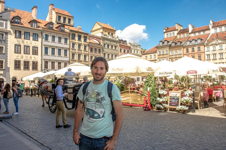 Rynek Starego Miasta - Que ver en Varsovia