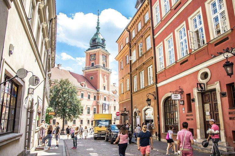 Stare Miasto - Que ver en Varsovia