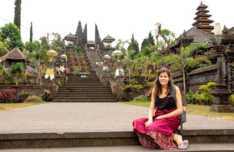 Pura Besakih - Que hacer en Bali