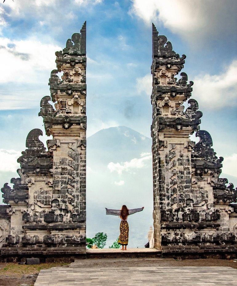 templo de las Puertas del Cielo - Que hacer en Bali