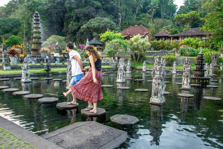 Tirta Gangga - Que hacer en Bali