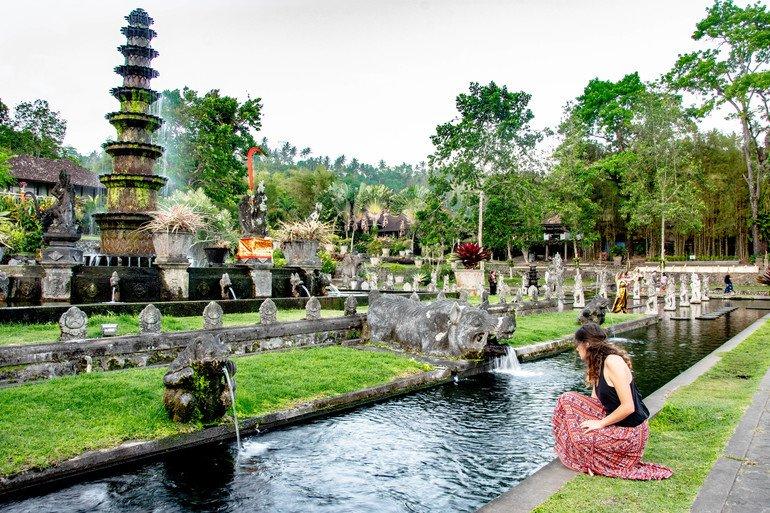Palacio del Agua - Que hacer en Bali