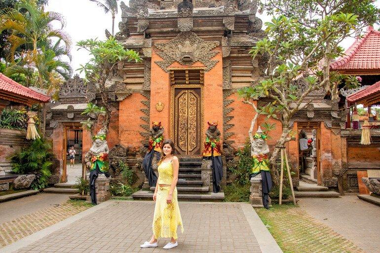 Puri Saren Agung - Que hacer en Ubud