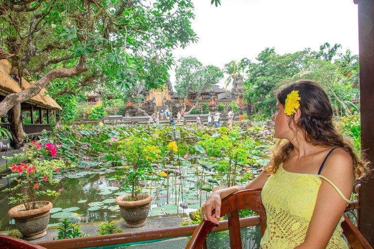 Pura Taman Saraswat - Que hacer en Ubud