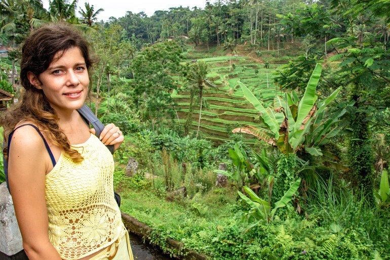 Terrazas de arroz de Tegalalang - Que hacer en Ubud