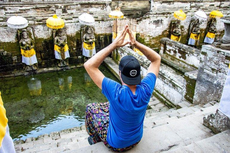 Cueva del Elefante - Que hacer en Ubud