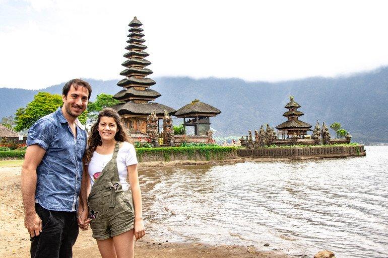 Pura Ulun Danu Beratan o Pura Bratan - Que visitar en Bali
