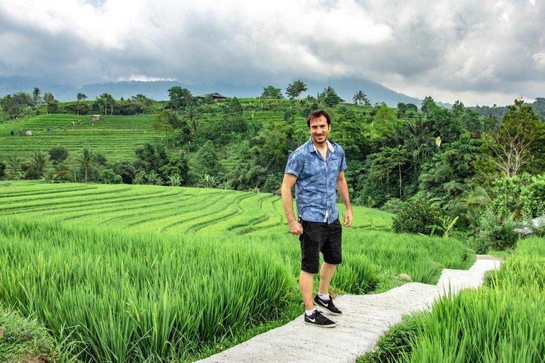 Arrozales de Jatiluwih - Que visitar en Bali