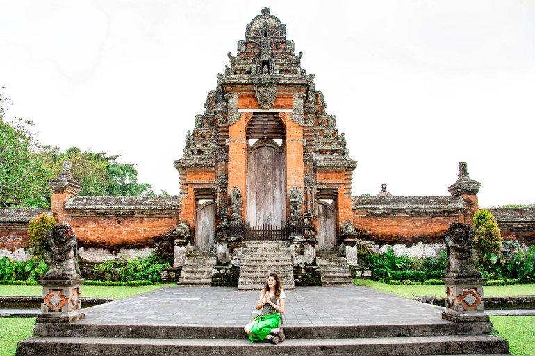 Templo Taman Ayun - Que visitar en Bali