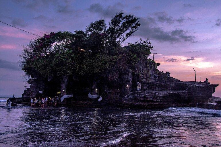Tanah Lot - Que visitar en Bali
