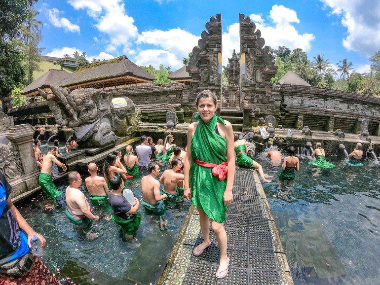 Templo Tirta Empul - Que hacer en Bali