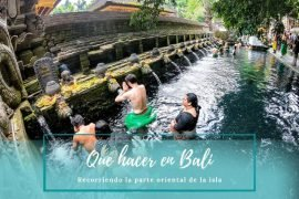 Que hacer en Bali - Pasaporte a la Tierra