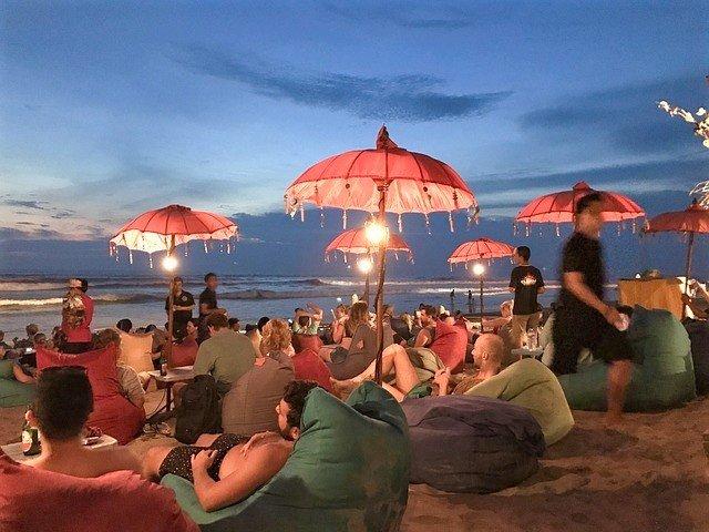 Fiesta en Seminyak Bali